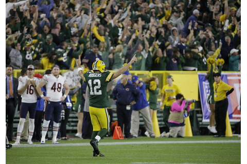 Packers-Bears will be the NFL's season-opening game - The ...
