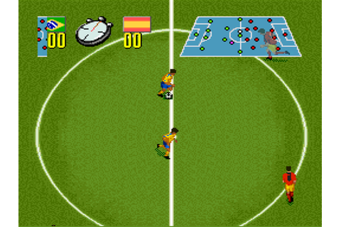 Champions World Class Soccer Download Game | GameFabrique