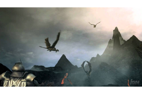 Lair PlayStation 3 Gameplay - Trailer From Game - YouTube