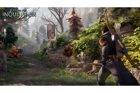 Dragon Age: Inquisition is too big, and that's almost just ...