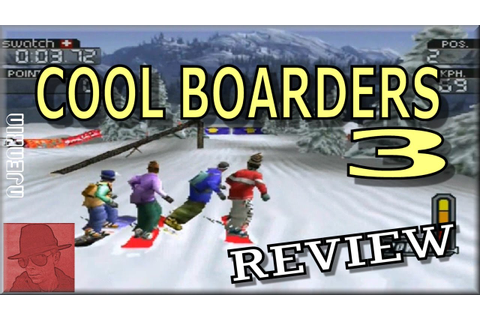 Cool Boarders 3 - PS1 - with Commentary !! - YouTube