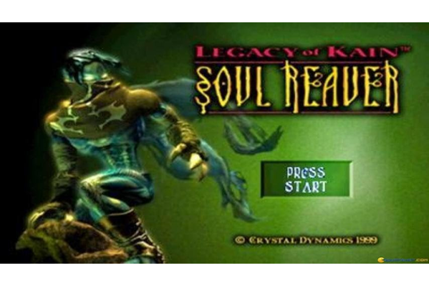Legacy of Kain: Soul Reaver gameplay (PC Game, 1999) - YouTube
