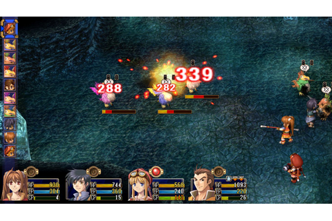 Download The Legend of Heroes: Trails in the Sky Full PC Game