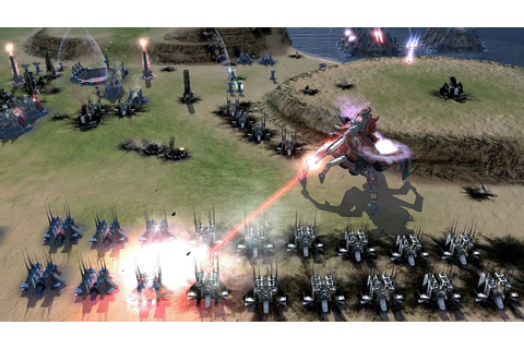Download Supreme Commander 2: Infinite War Battle Pack ...