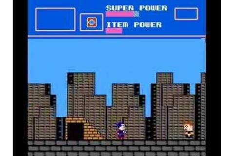 Superman (NES) vs. Superman (Famicom) *Descripton Updated ...