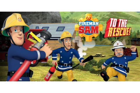 Fireman Sam To The Rescue | Nintendo 3DS | Games | Nintendo