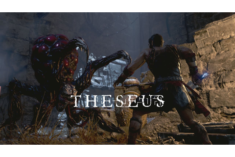 Theseus PlayStation VR Launch Trailer EU - YouTube