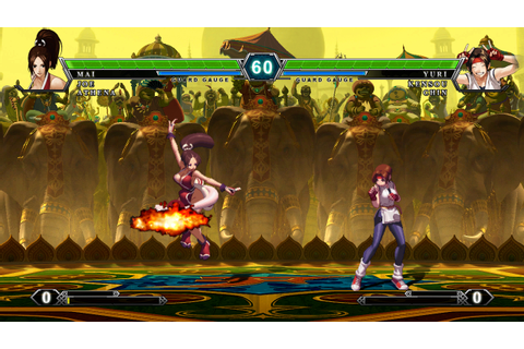 Dream Games: The King Of Fighters XIII
