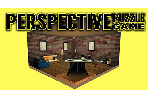 Perspective puzzle game for Android - Download APK free
