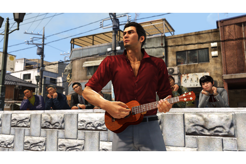Yakuza 6 was the best game at TGS 2016