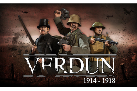 Verdun - WW1 Game Series