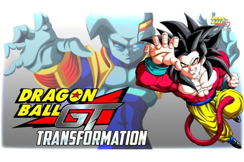 Dragon Ball GT Transformation Game Pra Android Download # ...