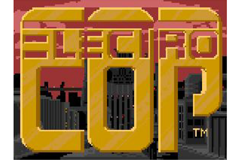 headcaseGames-Blog: Retro Game of the Day! Electrocop