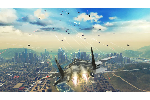 Top 10 Most Realistic Air Combat Games For Android 2017 ...