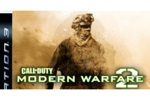 Call of Duty: Modern Warfare 2 - PS3 ISO Games