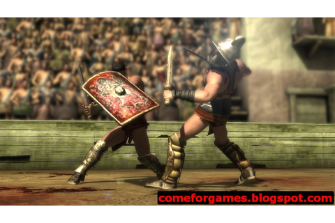 Gladiator Sword of Vengeance | Just Games For Gamers