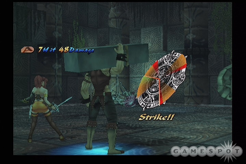 SHADOW HEARTS: COVENANT - PS2 - Imagen 274834