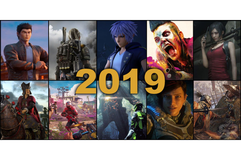 2019 Video Game Release Dates: EVERY Game Coming Out This Year