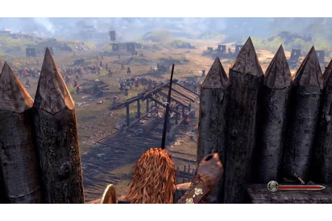 Mount & Blade II: Bannerlord Gamescom 2016 Siege Defence ...