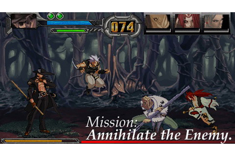 Guilty Gear Judgement Game | PSP - PlayStation