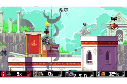 Rivals of Aether (Game Preview) - YouTube