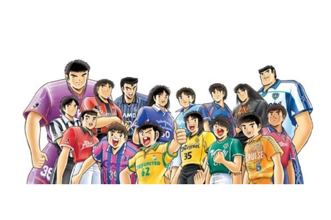 J-League | Captain Tsubasa Wiki | FANDOM powered by Wikia