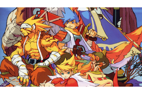 Breath Of Fire 3 Wallpapers - Wallpaper Cave