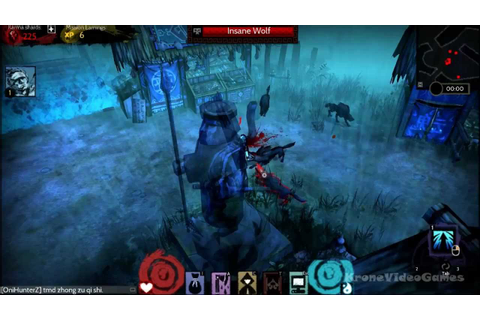 Akaneiro: Demon Hunters Gameplay PC HD - YouTube