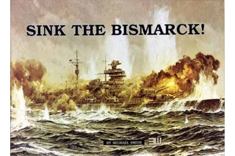 Sink the Bismarck! | Board Game | BoardGameGeek