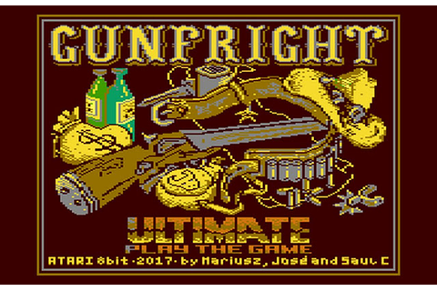 Indie Retro News: Gunfright - An Ultimate Play the Game ...