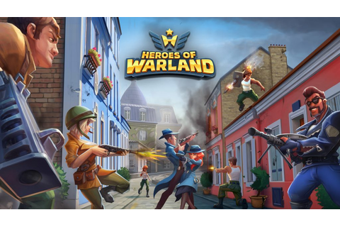Nitro Games announced new game Heroes of Warland - Nitro Games