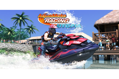 Aqua Moto Racing Utopia - Free Full Download | CODEX PC Games