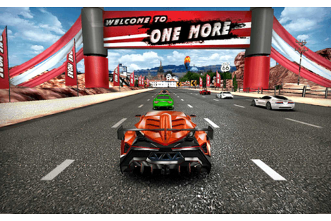Crazy for Speed - racing games for Android - Download