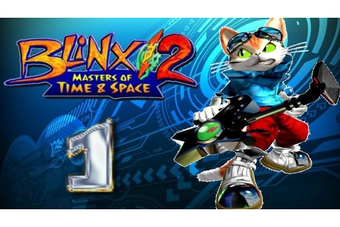 Blinx 2: Masters of Time and Space - Alchetron, the free ...