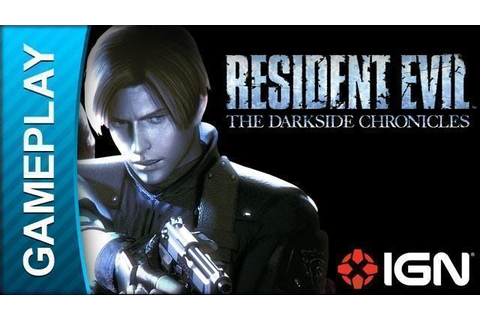 Resident Evil: The Darkside Chronicles - Alexia Boss Fight ...