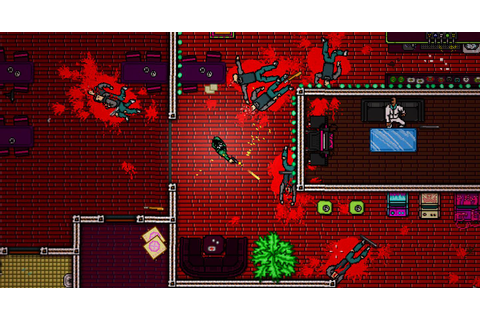 Here's 80 minutes of Hotline Miami 2 gameplay footage | VG247