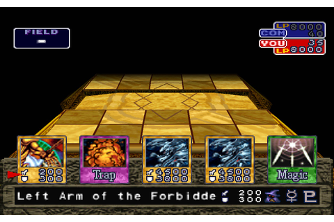 PC Game Blog: download game pc yugioh forbidden memories