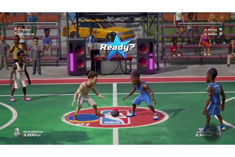 NBA Playgrounds v1.4.0 + 2 DLCs [MULTi7] Highly Compressed