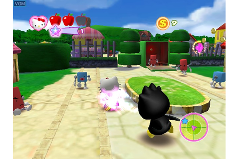 Hello Kitty - Roller Rescue for Nintendo GameCube - The ...