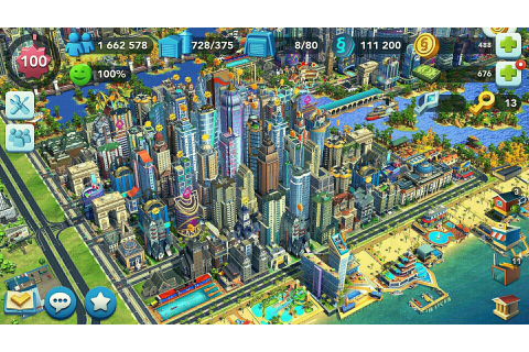 simcity buildit - Google Search