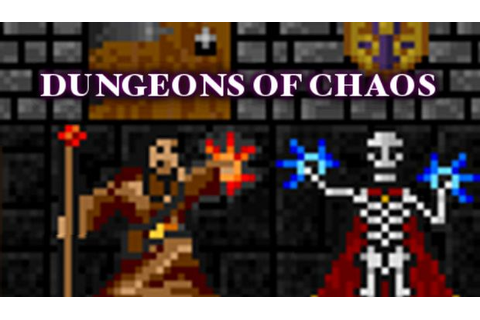 DUNGEONS OF CHAOS Free Download PC Games | ZonaSoft