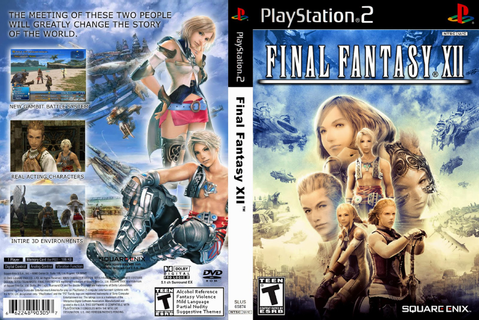 Final Fantasy XII for PC - Game PC Dowload