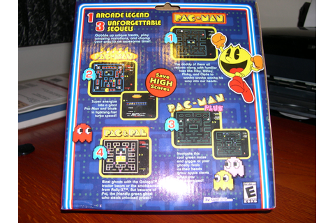 'Super Pac-Man' TV Games Pictures - Dedicated Systems ...