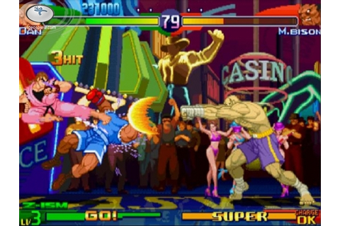 Street Fighter Alpha 3 Free Download - Free Download Mini ...