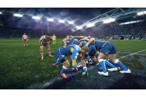 Rugby League Live 3 Details and Screens