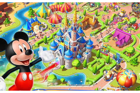 Disney Magic Kingdoms Cheats: Tips & Guide to Get the Best ...