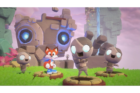 Super Lucky's Tale takes a spin in 4K on the Xbox One ...