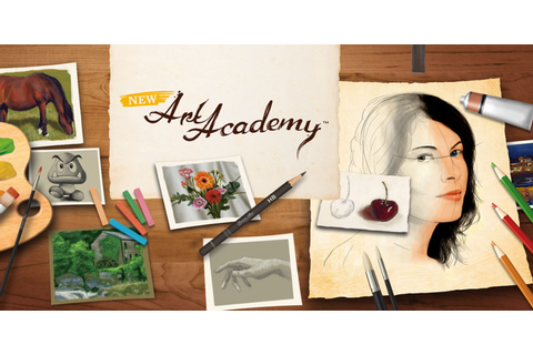 New Art Academy | Nintendo 3DS | Games | Nintendo