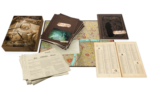 Sherlock Holmes Consulting Detective Thames Murders Review ...