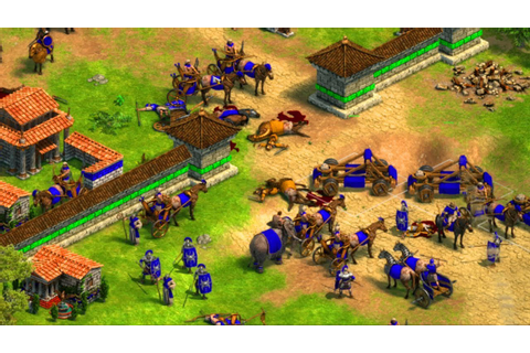 Age of Empires: Definitive Edition! Windows 10 - YouTube